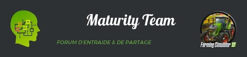 Maturity Team