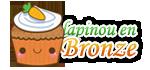 Lapinou en Bronze