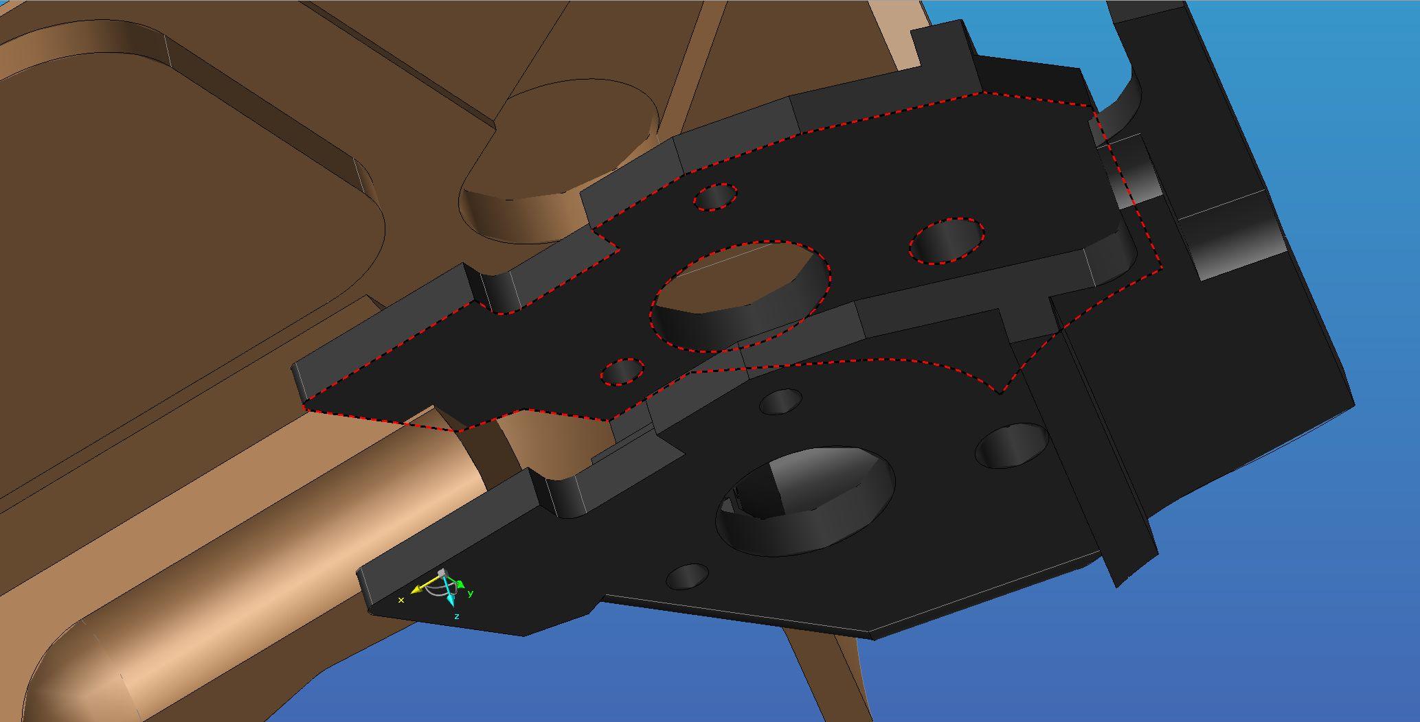 Beavertail pour un P210? - Page 4 Colision