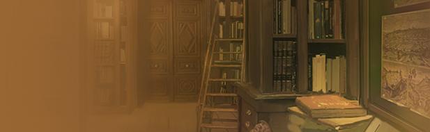 La bibliothèque de Maria